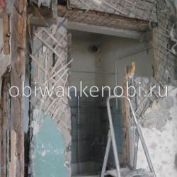 Демонтаж квартиры, демонтаж перегородок из дранки и гипса